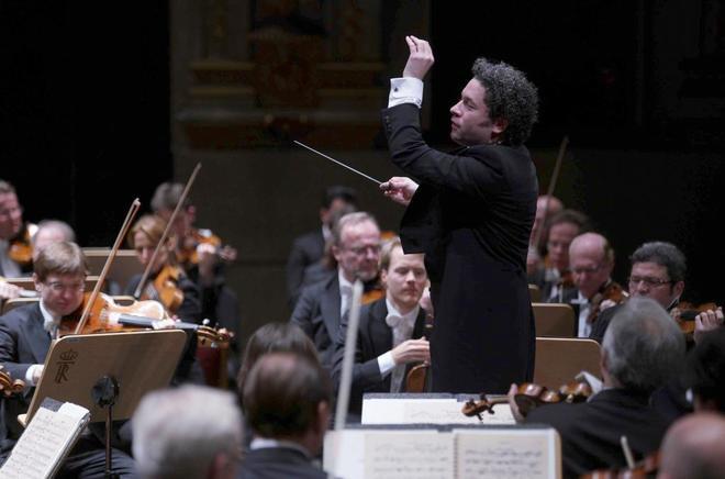 De viaje con Dudamel y la Filarmónica de Viena