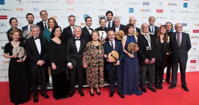 'El autor' y 'La librería' empatan en los Premios Forqué