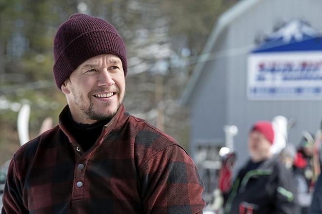 Mark Wahlberg en una escena de la película 'Contraband'.