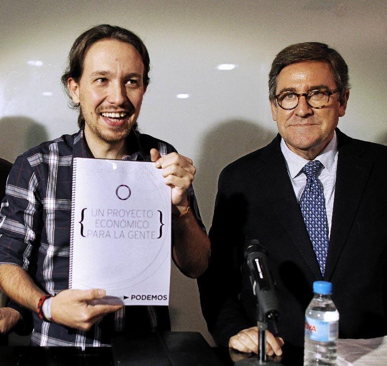 El ex gurú económico de Podemos Juan Torres colabora ahora con el PSOE