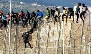 Las paradas de la nueva presión migratoria hacia España