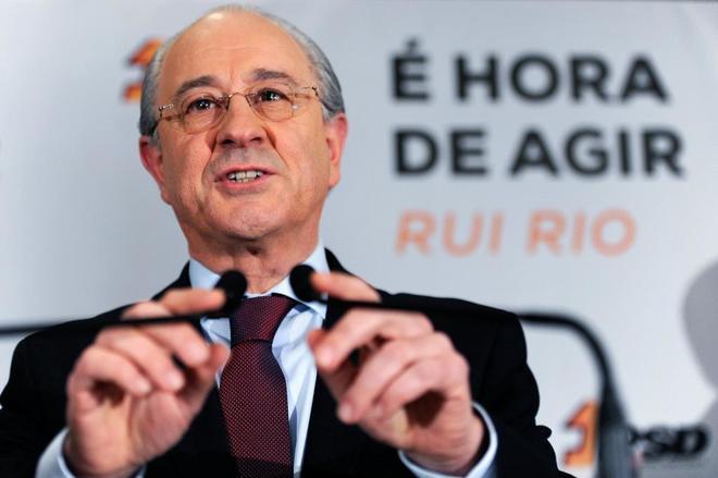 Rui Rio, el conservador que llegó del norte | Internacional