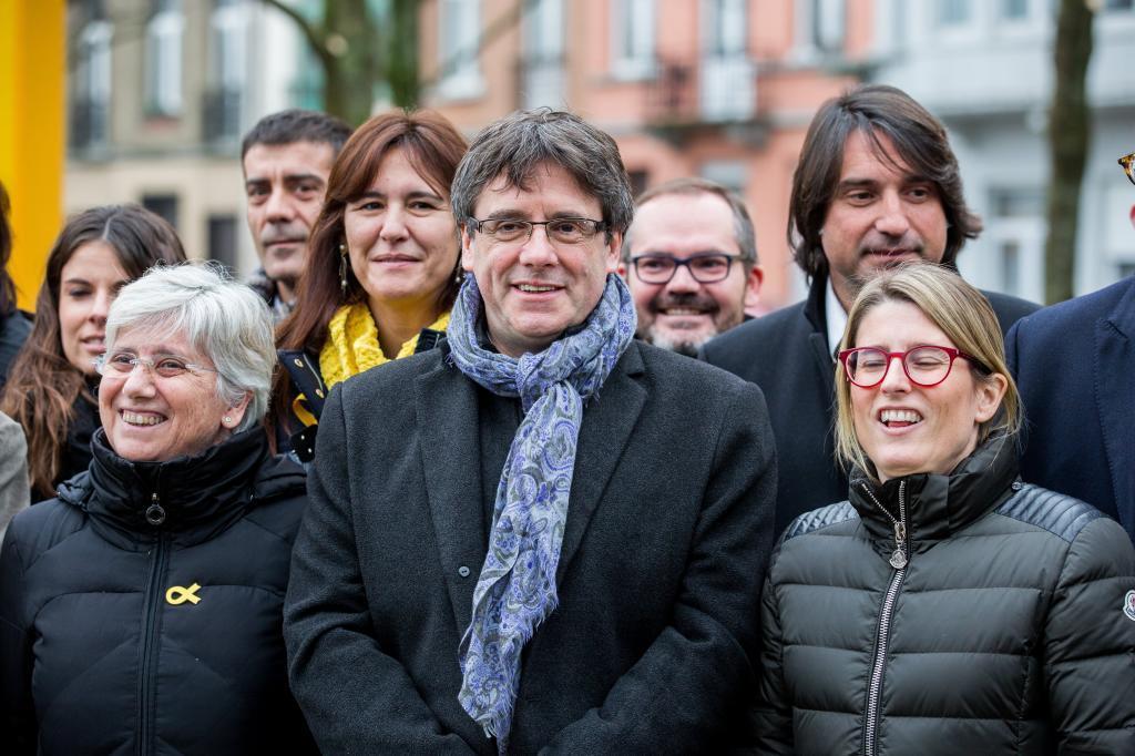 La Fiscalía advierte a Puigdemont: pedirá su detención