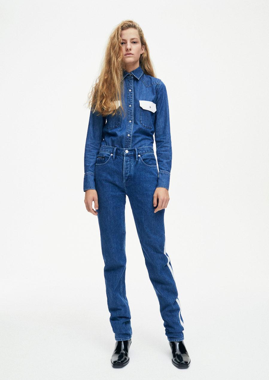 Look vaquero de Calvin Klein Jeans