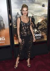 La actriz ha acaparado todas las miradas sobre la alfombra roja con un...