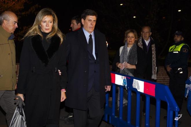 El funeral de Diana Quer reúne a las víctimas más mediáticas