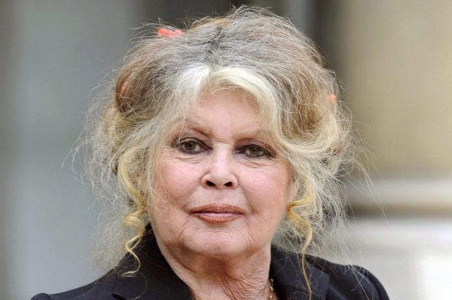 Brigitte Bardot el pasado mes de septiembre