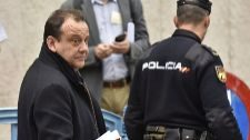 """Un investigador policial ve """"traición"""" en el cambio del fiscal de 'Nóos'"""