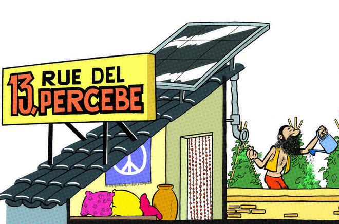 Así sería hoy la España de \'13, Rue del Percebe\'   Historias