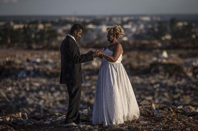 BRASI: La última historia de amor en el mayor basurero de Latinoamérica