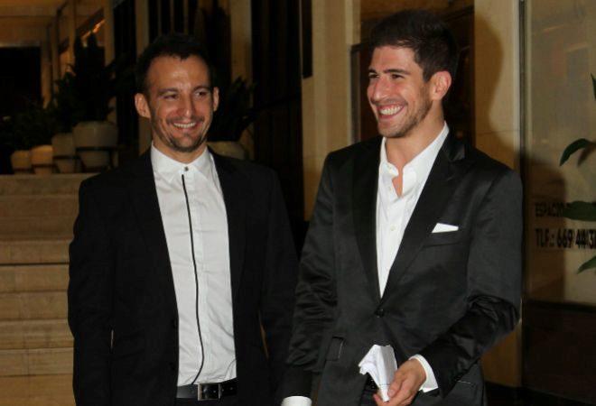 Matrimonio De Convivencia : Alejandro amenábar y su marido cese en la convivencia