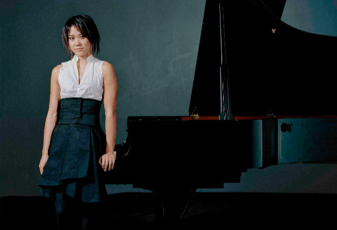 La pianista china Yuja Wang gira su virtuosismo por España