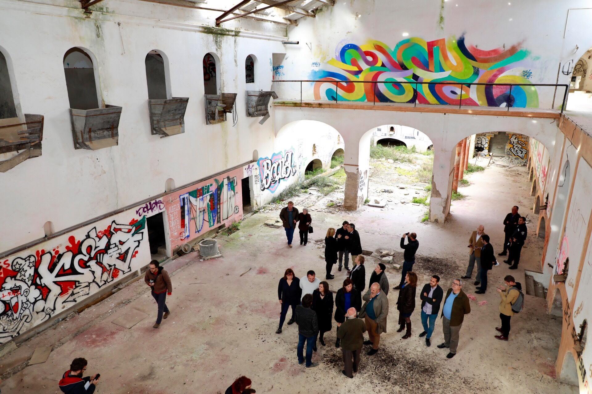 El Celler Es Sindicat de Felanitx acogerá un centro internacional de artes plásticas