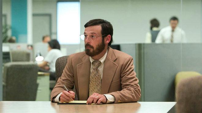 Scoot McNairy como Gordon Clark en 'Halt and Catch Fire'.