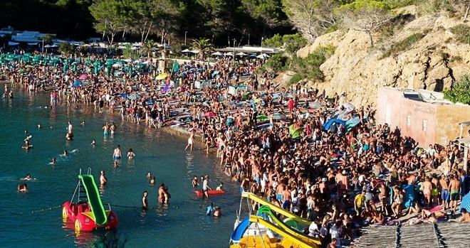 BALEARES: Ibiza ya es el destino más caro de todo el Mediterráneo