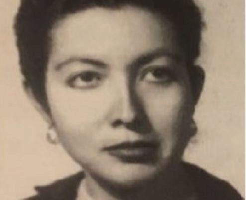Retrato de Elisa Brufal.