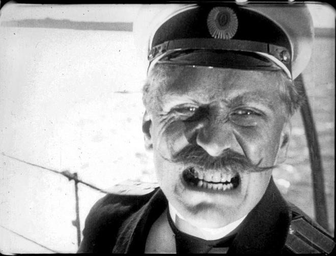 Fotograma de El acorazado Potemkin de Sergei Eisenstein