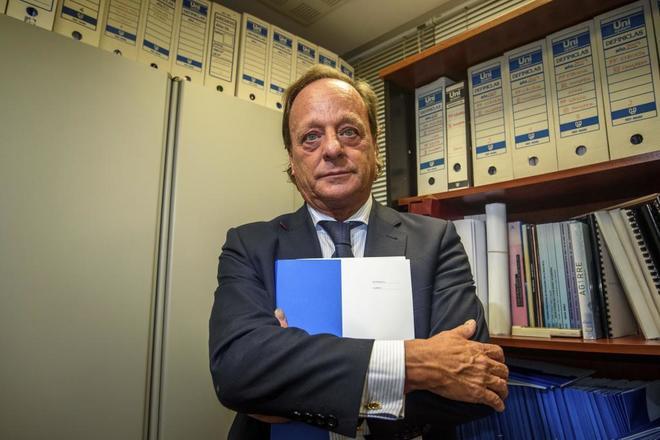 El ex fiscal de la Audiencia Nacional, Ignacio Gordillo.