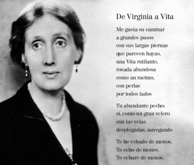 La Pasión Epistolar De Virginia Woolf Amo Como Mujer Y Te