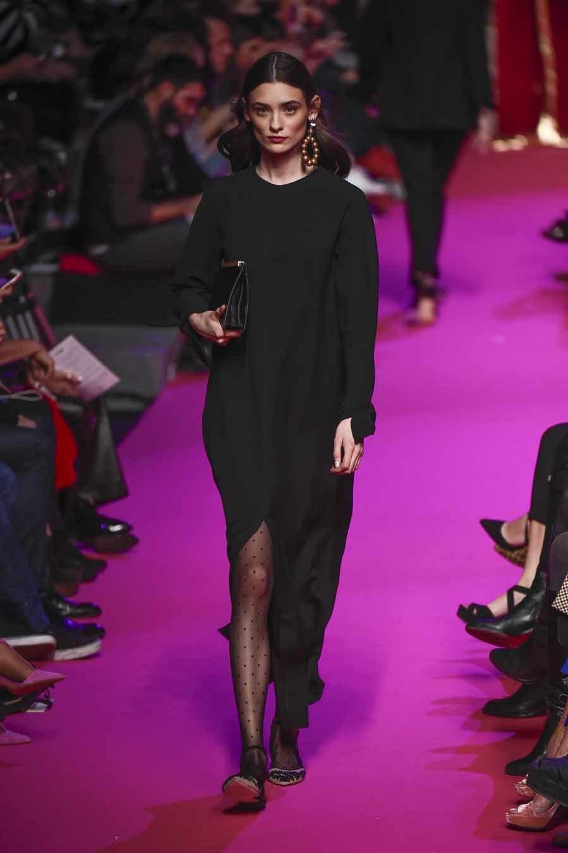 Desfile de Jorge Vázquez - Mercedes-Benz Fashion Week Madrid -...