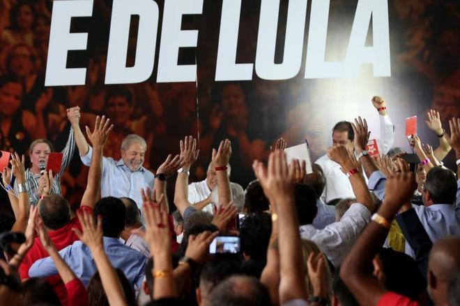 El pulso de Lula abre en canal a Brasil