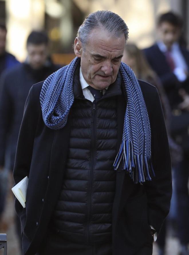 El ex banquero Mario Conde