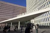 Imagen de la Ciutat de la Justícia, sede de los juzgados sociales