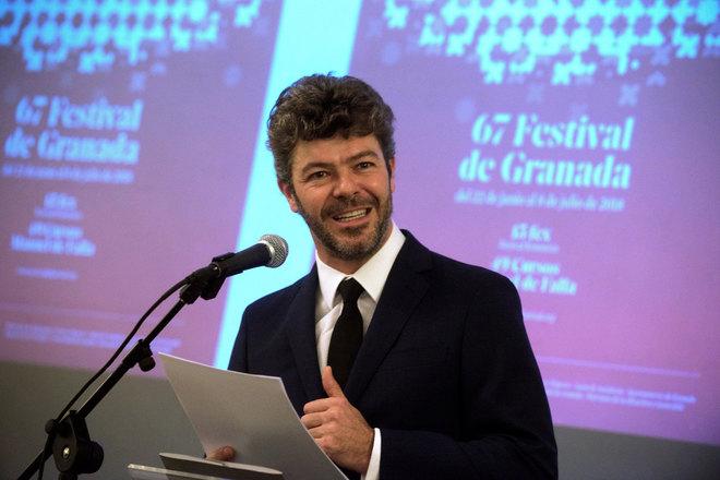 Pablo Heras-Casado revoluciona el Festival de Granada