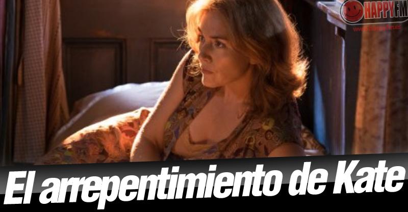 """Kate Winslet siente remordimientos por trabajar con """"algunos hombres poderosos"""""""