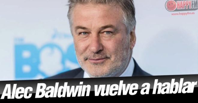 Alec Baldwin vuelve a hablar de Dylan Farrow comparando sus acusaciones con una película