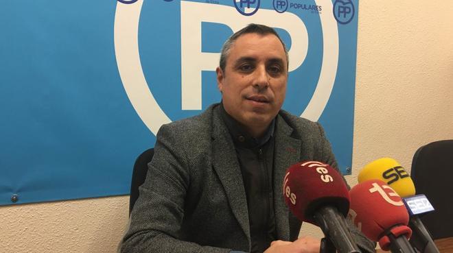Vicente Granero en una imagen de archivo.