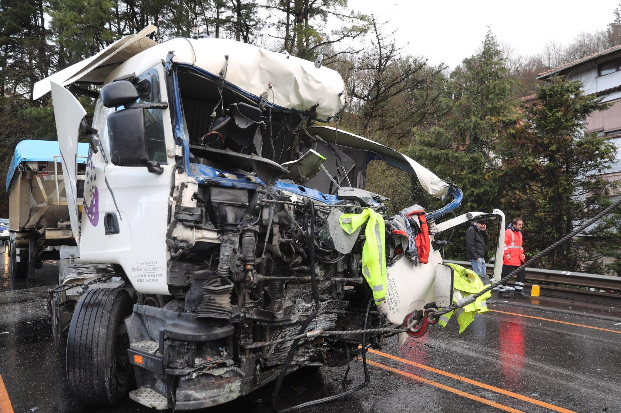 Resultado de imagen de accidente galdakao