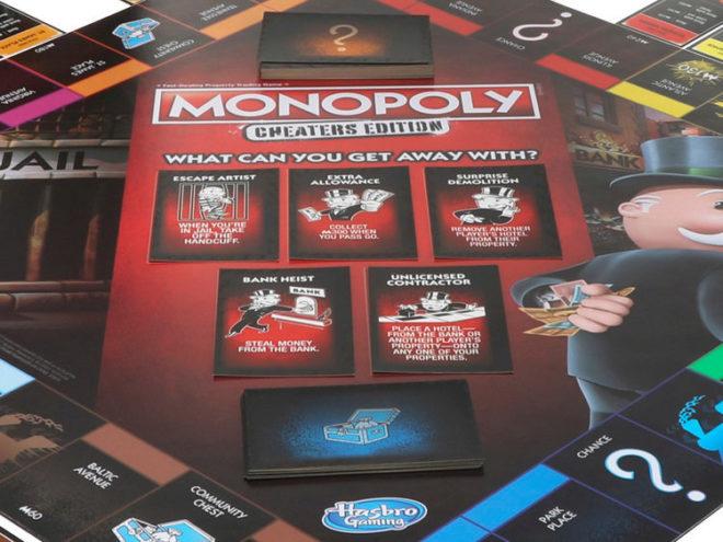 Monopoly Para Tramposos En La Proxima Edicion Ganaran Los Mas