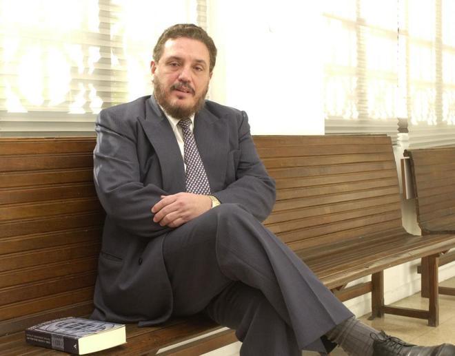 El científico Fidel Castro Díaz Balart, hijo del presidente cubano.