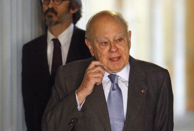 El ex president de la Generalitat Jordi Pujol.