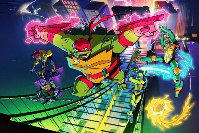 La cadena acaba de desvelar el nuevo aspecto de las tortugas ninja.