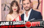Jamie Dornan confiesa que él y Dakota Johnson son como hermanos