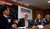 Presentación del 'Informe Anual 2017' de Reporteros Sin Fronteras.