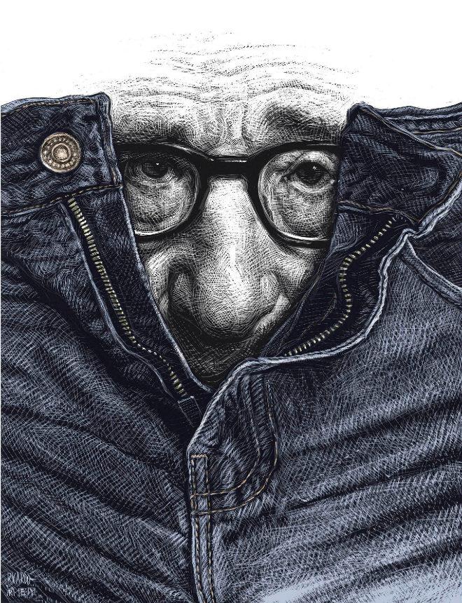 Delitos y faltas, un film de Woody Allen