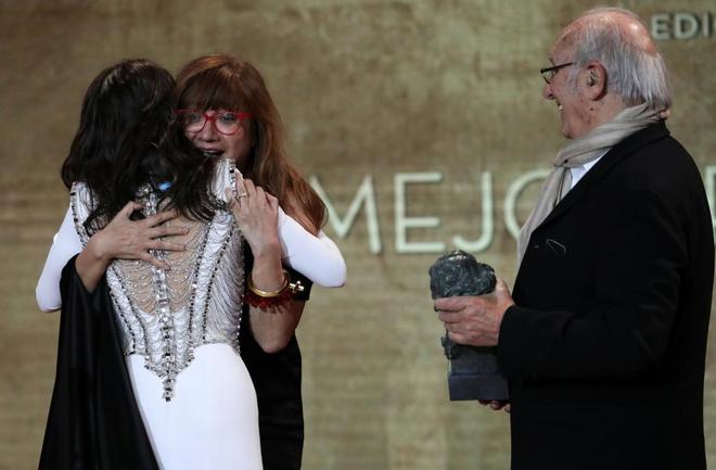 Premios Goya 2018: en inglés, en vasco, en gigante y en mujer (y en la peor gala del siglo)