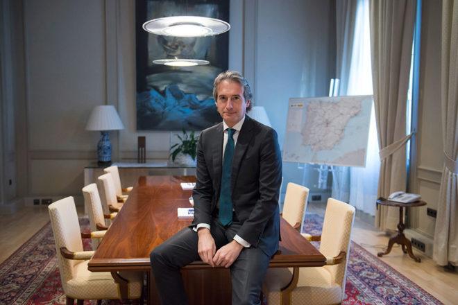 "Íñigo de la Serna: ""La vicepresidenta ha estado excepcional con Cataluña"""