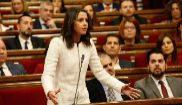 Arrimadas se queda de piedra en Cataluña