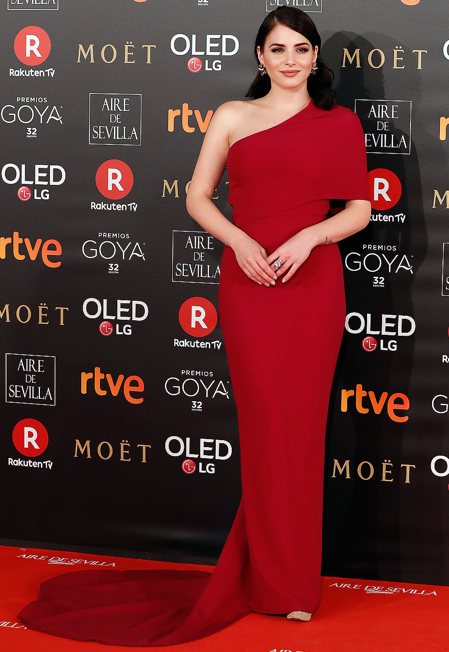 Los Mejores Vestidos De Los Premios Goya 2018 Andrea Duro