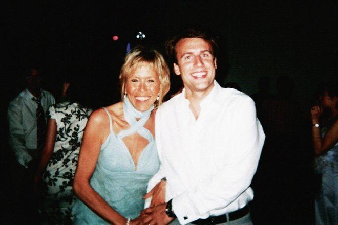 Emmanuel y Brigitte Macron, su historia de amor no fue un ...