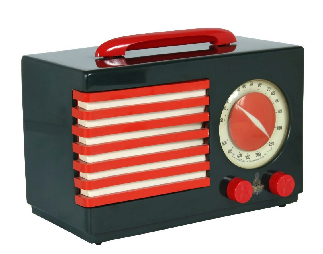 Radio Patriot, de 1940.