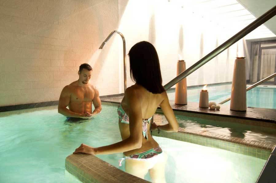 El hotel Niwa, situado en Brihuega, Guadalajara, tiene varios packs...