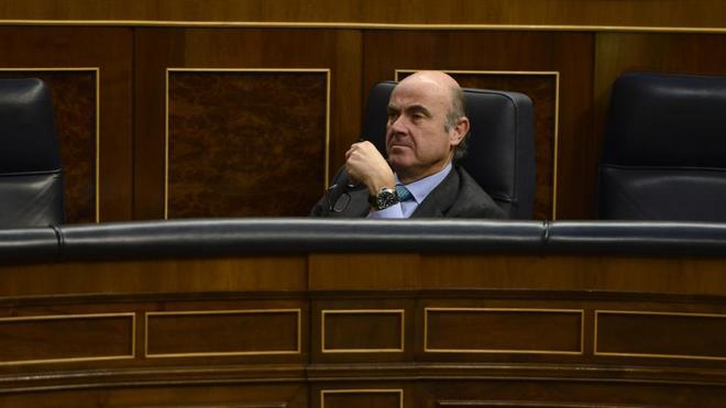 Guindos lanza su candidatura al BCE pero plantea seguir de ministro hasta el 23 de marzo