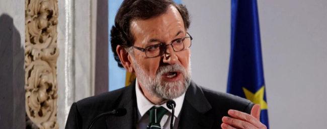 El presidente del Gobierno, Mariano Rajoy, en el foro económico...