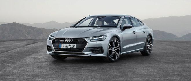 Audi A7 Sportback:
