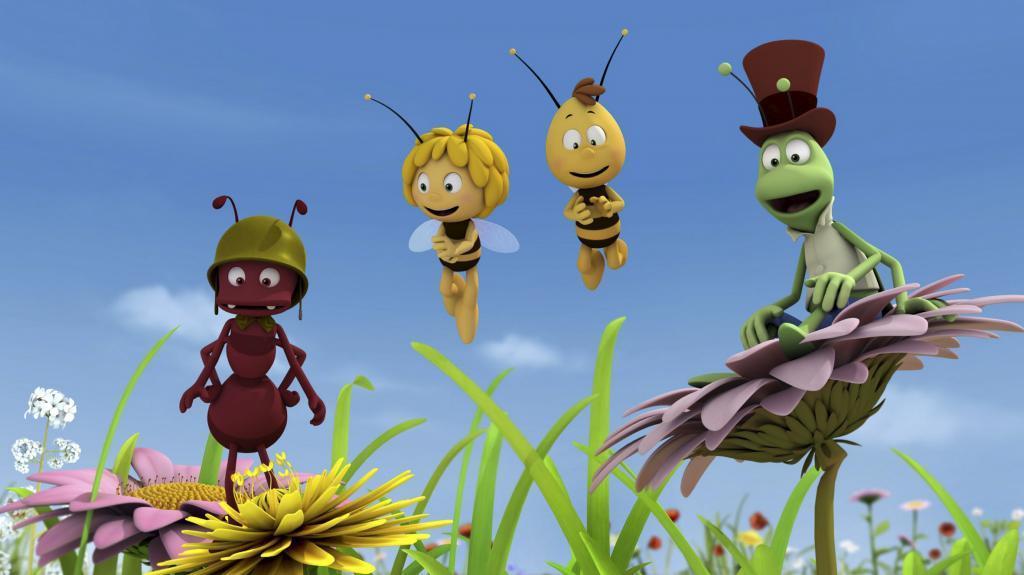 10 curiosidades que no sabes de \'La abeja Maya\' en su 40 cumpleaños ...